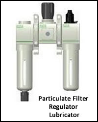 Filter Regulator Lubricator image