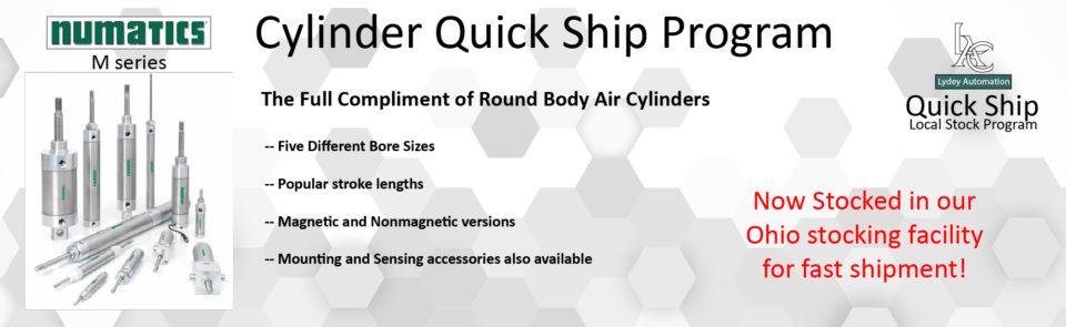 M Series Quick Ship Program